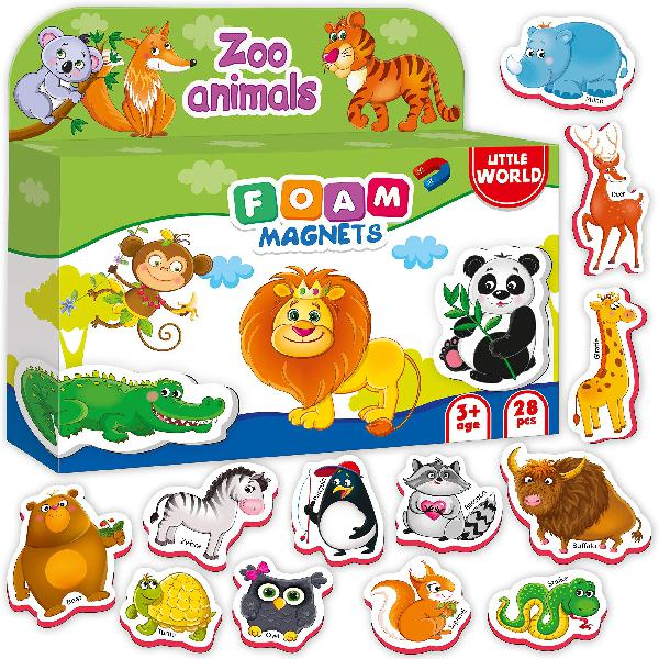Refrigerator magnets for toddlers kids baby magnets foam