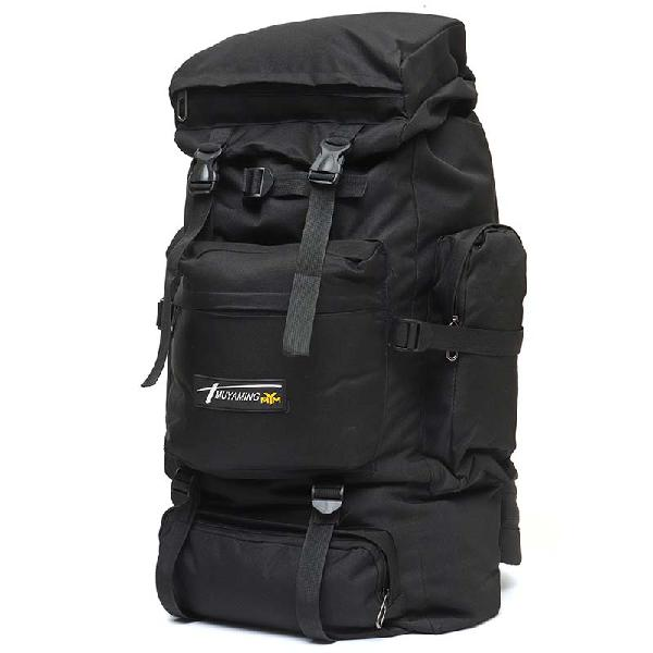 90l outdoor tactical backpack camping hiking climbing