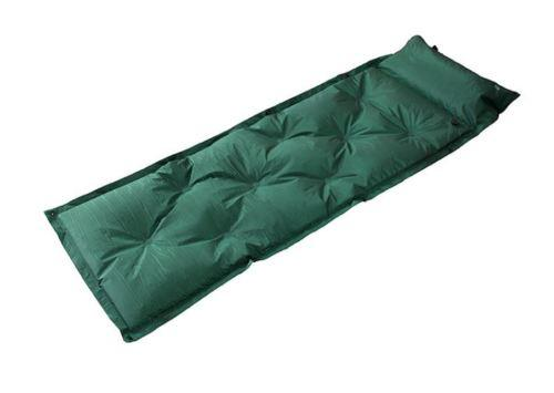 Camping self inflating mattress