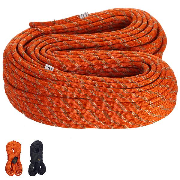 Xinda 12mm 1m camping static rope cord rescue string for