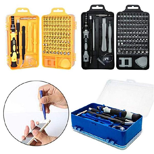 115-in-1 magnetic screwdrivers set multi-function computer