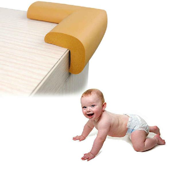 4pcs baby homeware corner protection soft angle