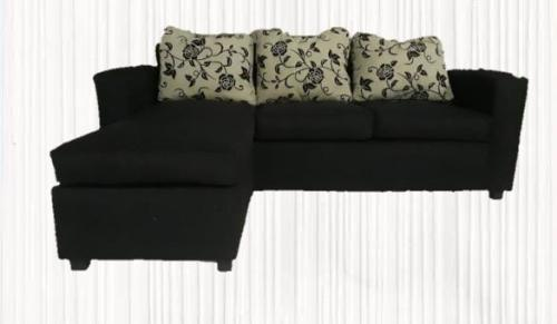 Couch: andrea - black