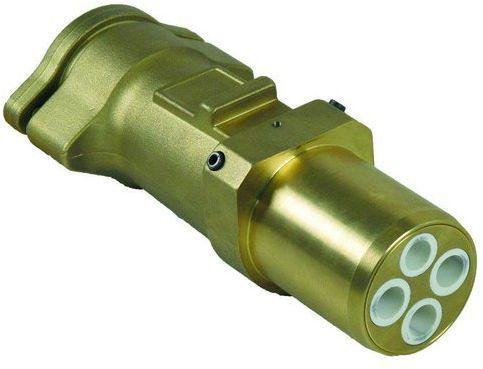 Non flame proof 250a 4 pin plug for 6mm