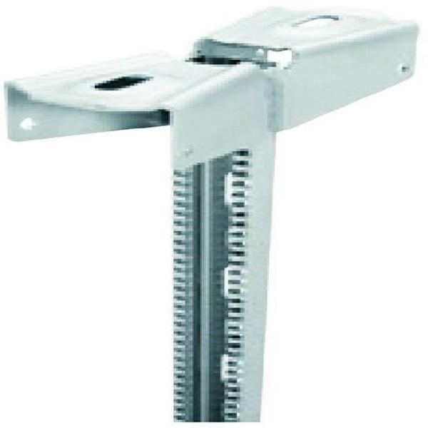 Support brackets length 640mm