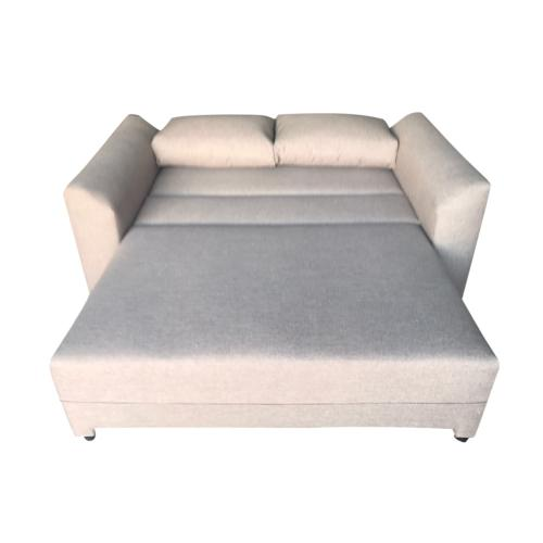"""Sleeper couch """"the dual"""" special best seller black"""