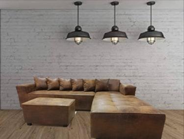 Ugin corner couch