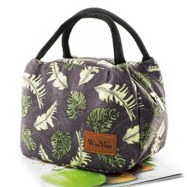 Fashionable lunch box for women insulated cute lunch bag