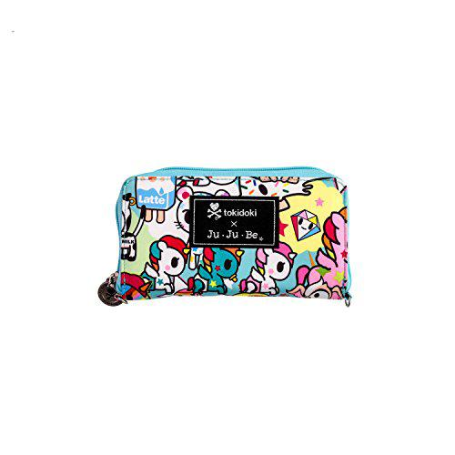 JuJuBe Be Spendy Zippered Wallet, Tokidoki Collection -