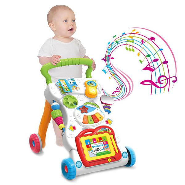 Kids music walker