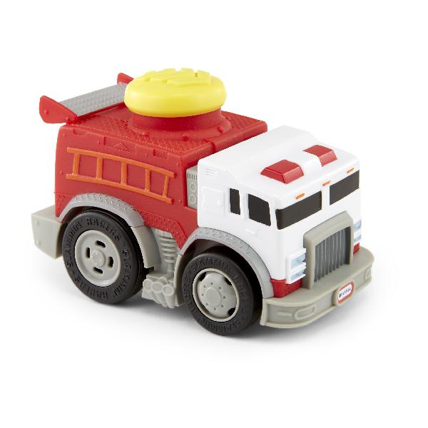Little tikes slammin' racers fire engine toy