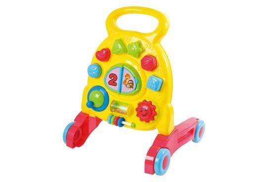 Play go my first steps activity walker
