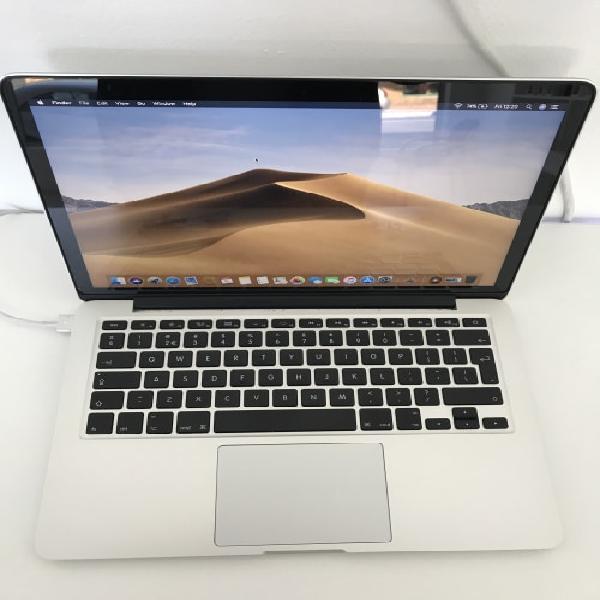 "Apple macbook pro 13"" retina | 2.4ghz i5| 256gb flash"