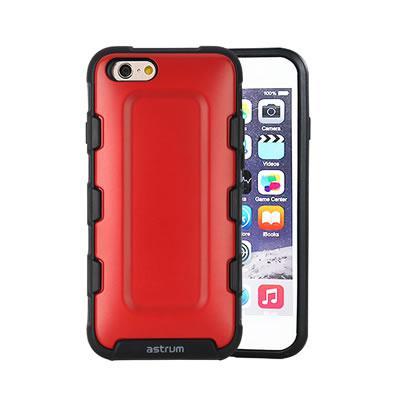 Astrum mobile case iphone 6 red - mc160