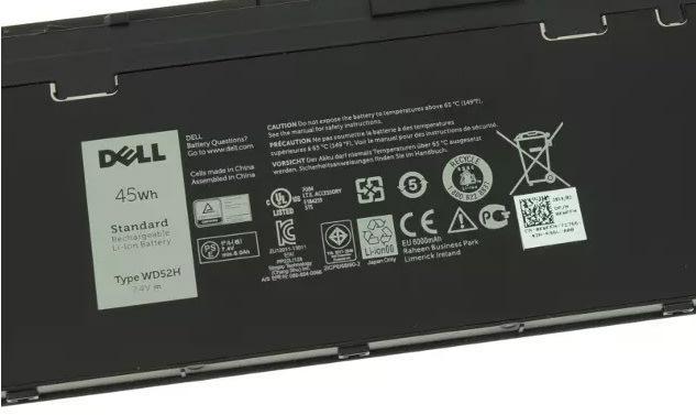 Bargain] genuine original dell battery, capacity 45wh, type