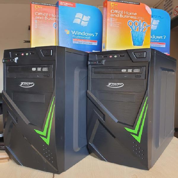 Budget office desktop computers