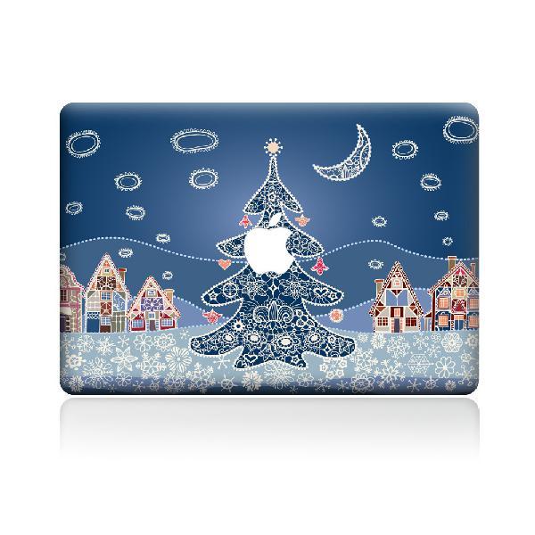 Christmas apple pro air laptop case laptop sticker 13 inch