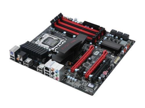 Evga x58 sli micro + intel core i7-960 + g skill ripjawsz