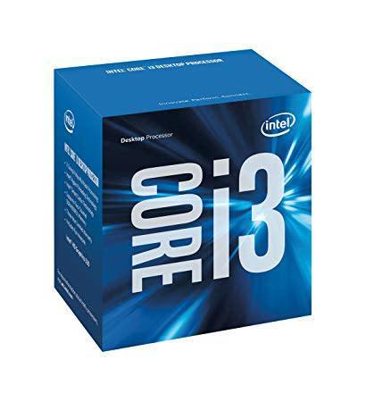 Intel i3-7100 dual core 14nm kaby lake socket lga1151