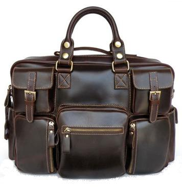 Love your husband/father, give him the briefcase bag he'll