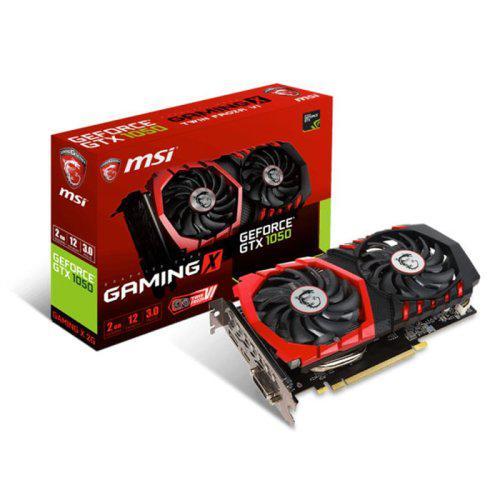 Msi geforce gtx 1050 gaming x 2gb gddr5 (used)