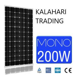 200w monocrystalline solar panel...get off the