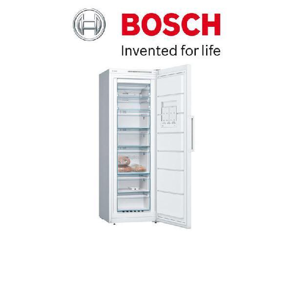 Bosch 220l freezer upright white gsn33vw30z