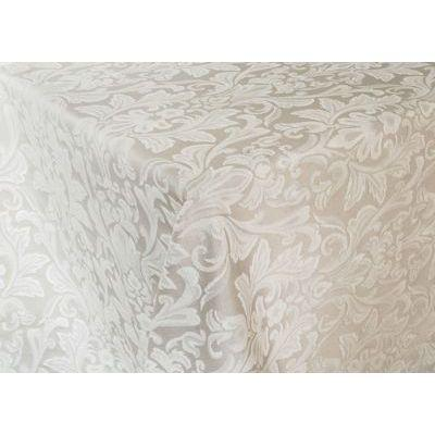 Dsa palace damask tablecloth (stone | 180 x 270)