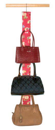 Master craft handbag hangup deluxe purse and scarf