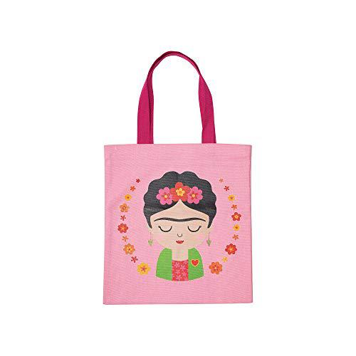 Sass & Belle Kahlo Frida Bag, Pink, Multicoloured, Single