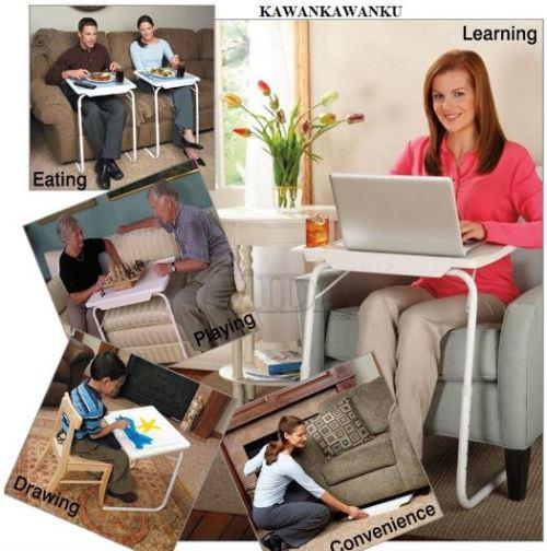 Smart table-mate 5 in 1 / foldable folding table-mate /