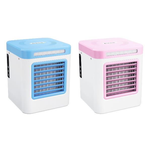 Usb portable electric mini air cooler 3 modes wind speed