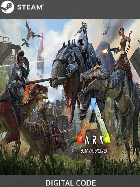 Ark: survival evolved - season pass (dlc) (steam) - steam 16