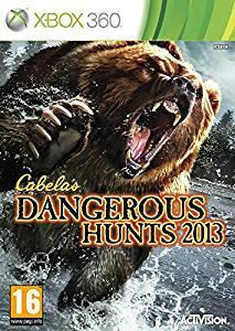 Cabelas dangerous hunts 2013 (xbox 360)