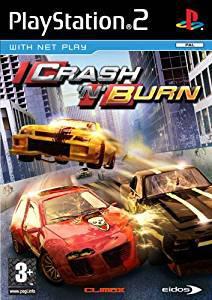 Crash n burn (ps2) (u)