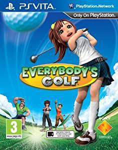 Everybodys golf (ps vita)
