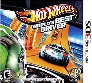 Hot wheels: worlds best driver (nintendo 3ds)