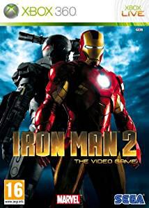 Iron man 2: the video game (xbox 360) (u)