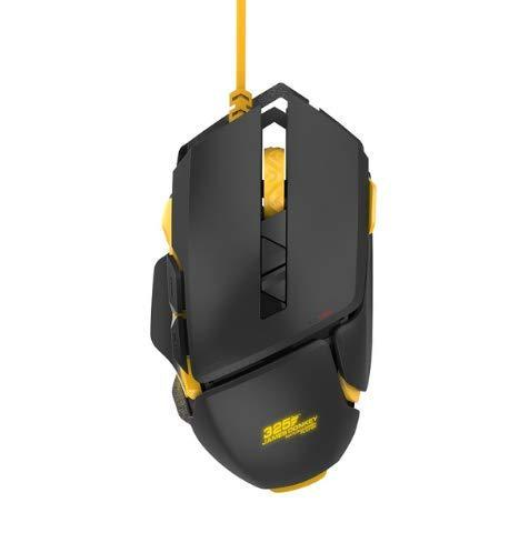 James donkey 325s gaming mice usb wired mouse with