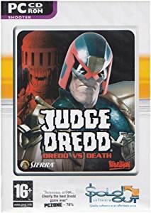 Judge dredd: dredd versus death (pc cd) (u)