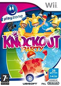 Knockout party (wii) (u)