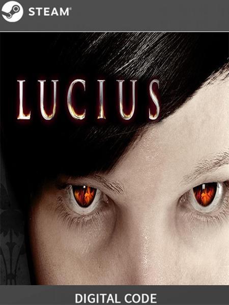 Lucius (steam) - steam 18 action, adventure, indie pc shiver