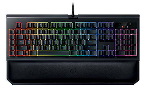 Razer blackwidow chroma v2: esports gaming keyboard -