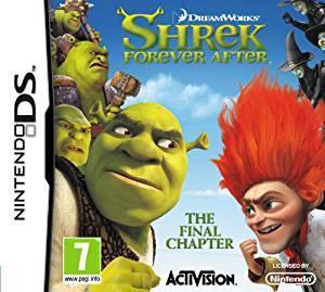 Shrek forever after (nintendo ds) (u)