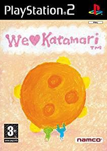 We love katamari (ps2) (u)
