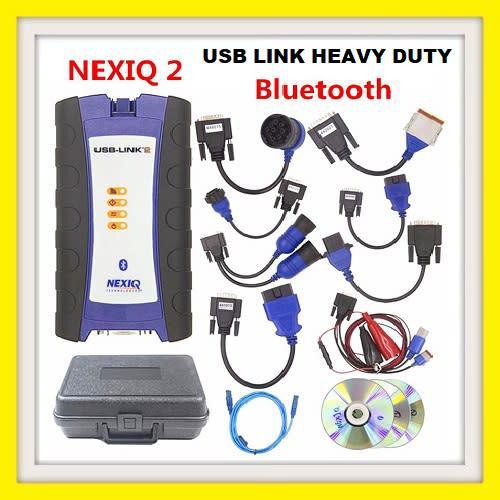 Nexiq 2 usb link + software diesel truck interface and