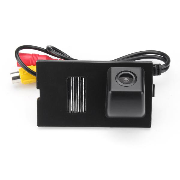 Wireless car ccd reverse rear view camera for land rover