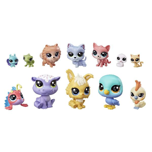Littlest Pet Shop Lucky Dozen Cupcakes Set