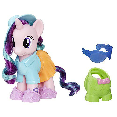 My little pony explore equestria 6-inch fashion style set
