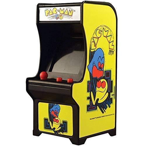 Super impulse pac-man classic tiny arcade game - palm size